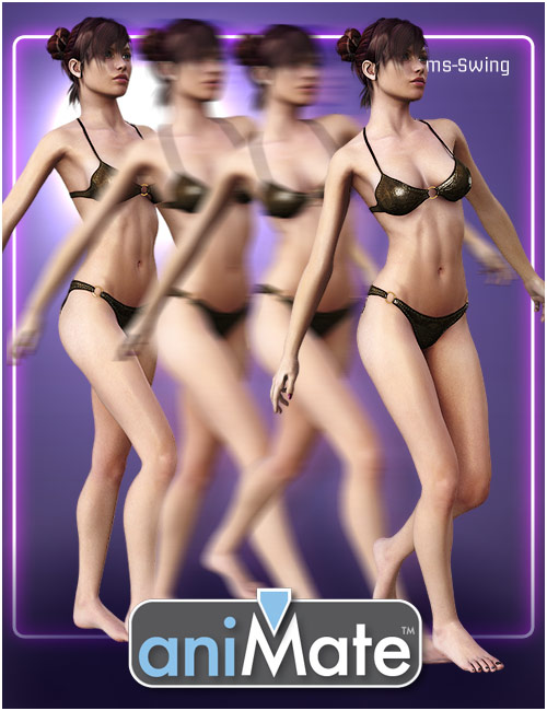 aniMate Runway Construction Kit by: GoFigure, 3D Models by Daz 3D