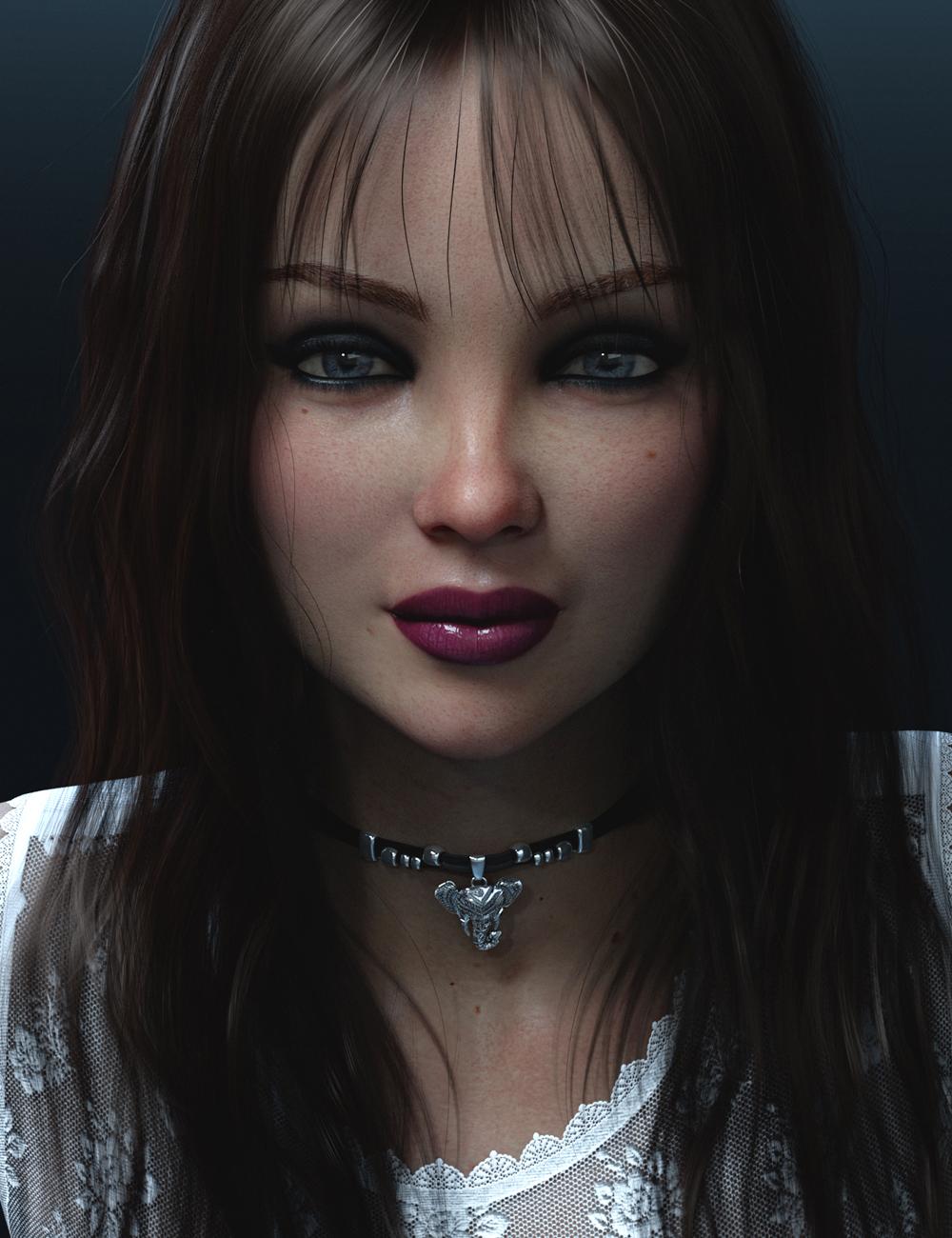 Mckenzie HD for Genesis 8.1 Female by: MorrisEmrys, 3D Models by Daz 3D