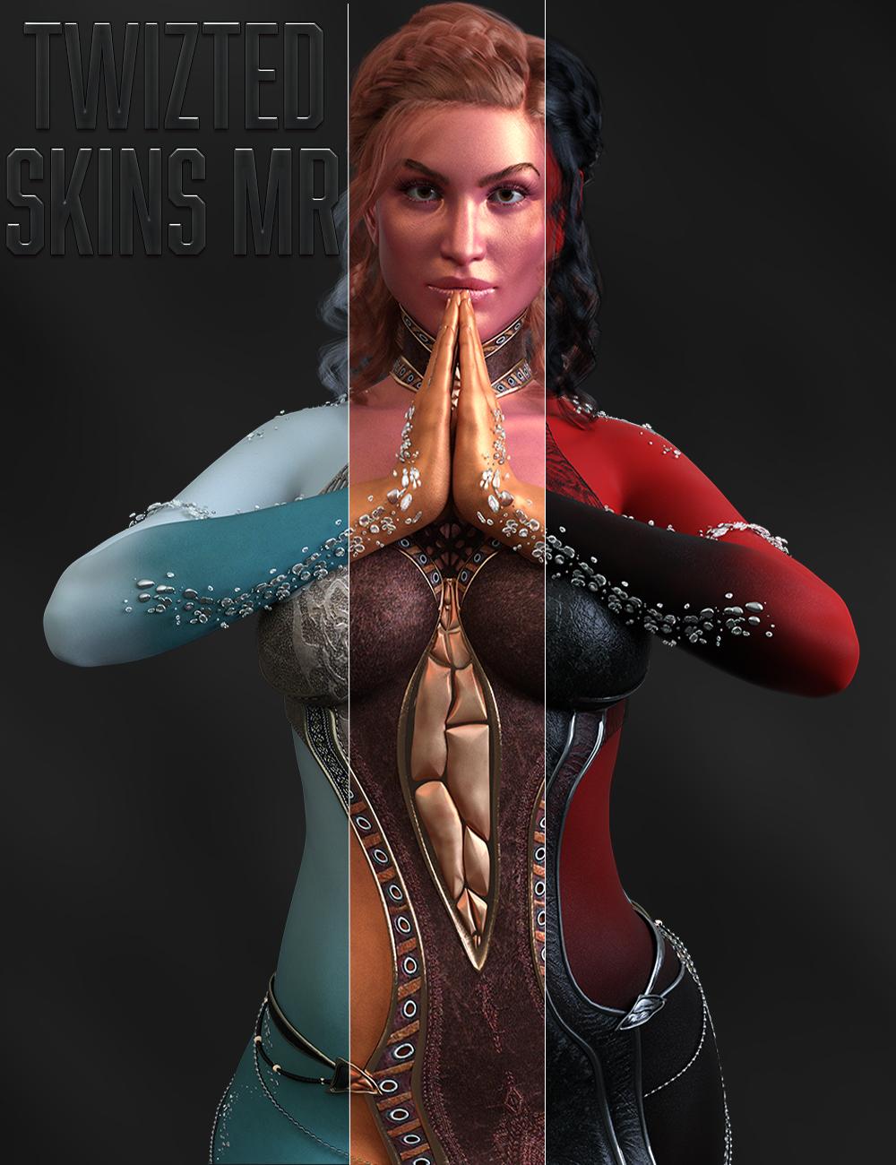 Twizted Skins Merchant Resource by: TwiztedMetal, 3D Models by Daz 3D
