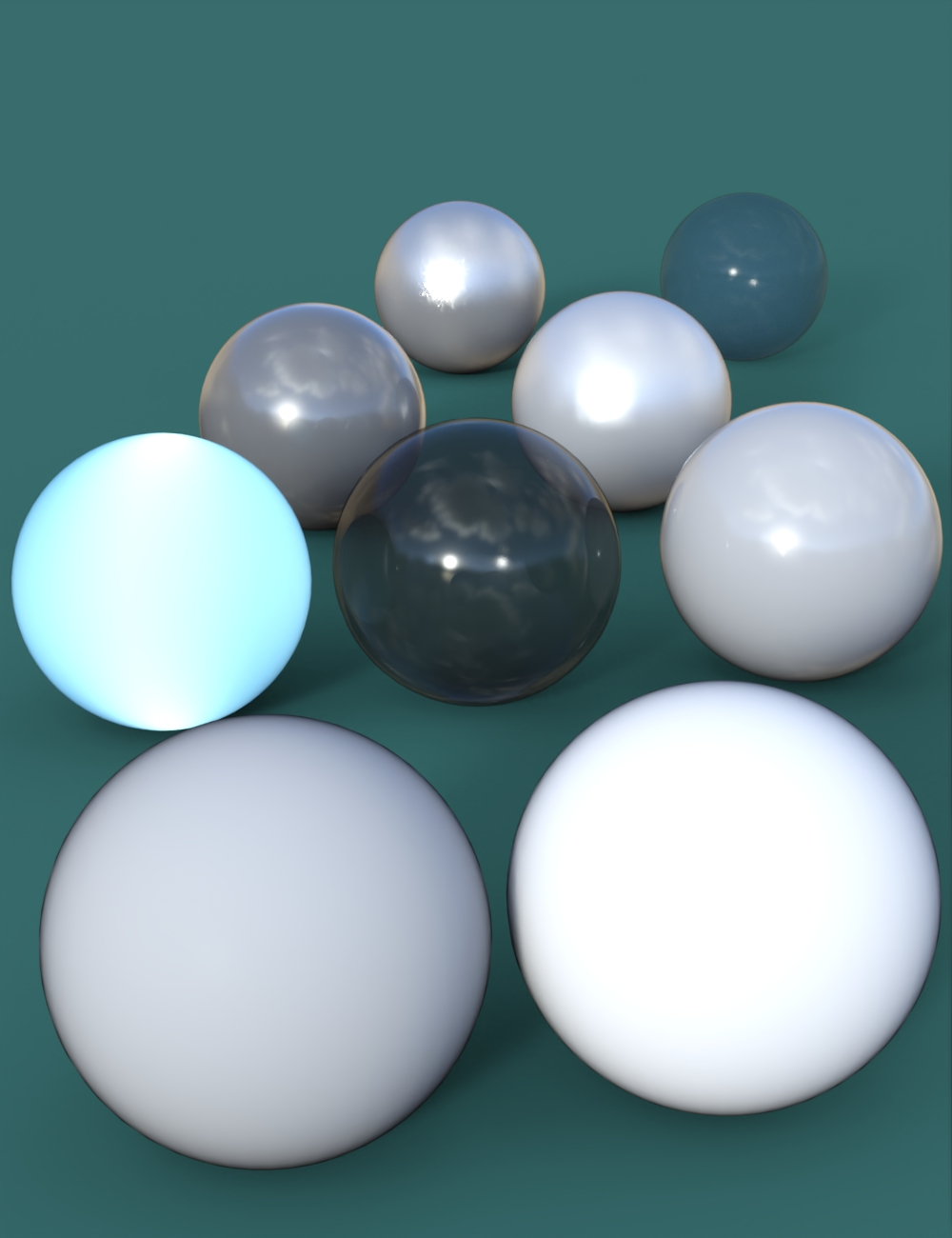 My Shaders by: JeffersonAF, 3D Models by Daz 3D