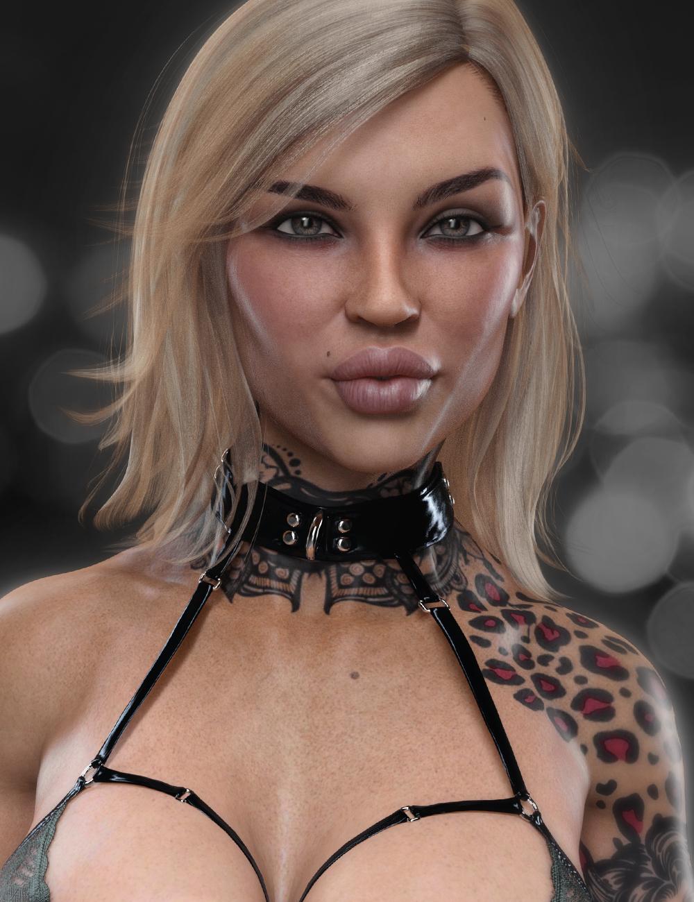 HH Sayble for Genesis 8.1 Female by: Herschel Hoffmeyer, 3D Models by Daz 3D
