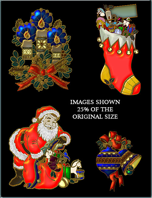 Christmas Designs by: , 3D Models by Daz 3D