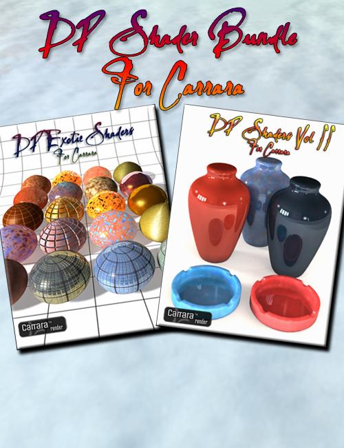 DigitalPainters Shader Bundle by: , 3D Models by Daz 3D