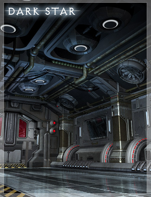 The Dark Star by: Stonemason, 3D Models by Daz 3D