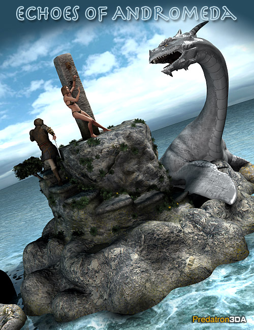 Echoes of Andromeda by: Predatron, 3D Models by Daz 3D
