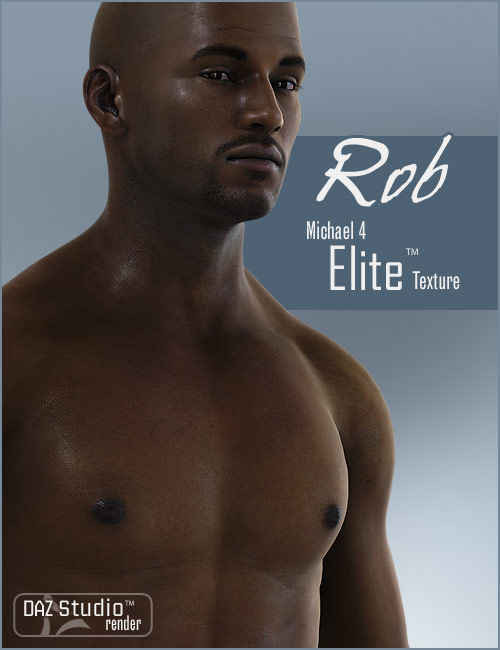 M4 Elite Texture: Rob by: -Yannek-, 3D Models by Daz 3D