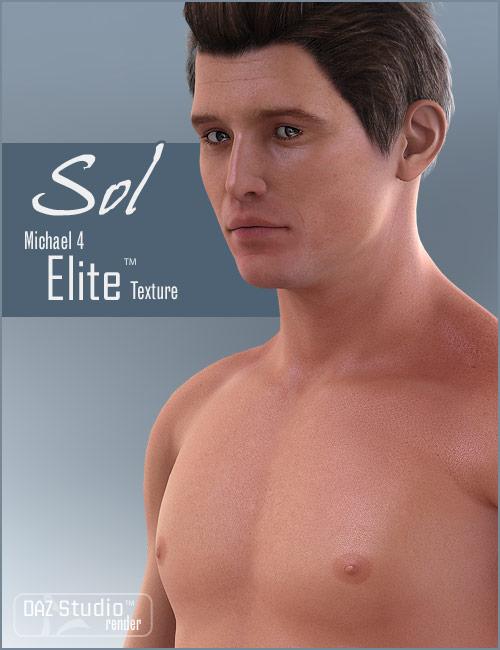 M4 Elite Texture: Sol by: -Yannek-, 3D Models by Daz 3D