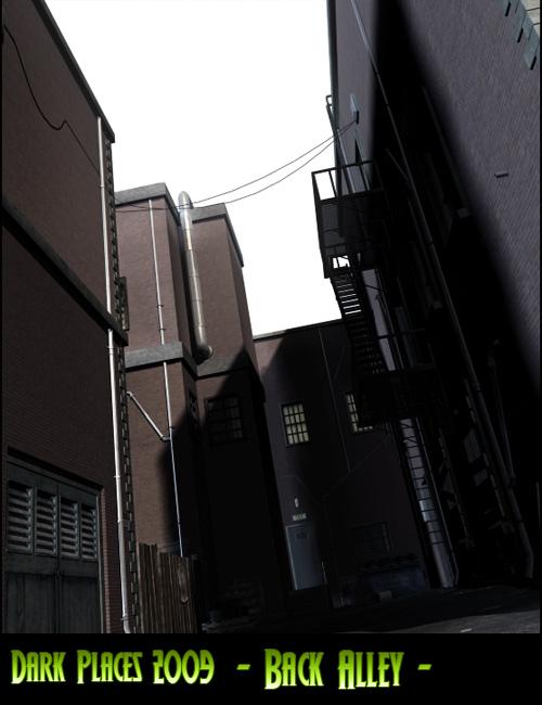 Dark Places Bundle by: Stonemason, 3D Models by Daz 3D