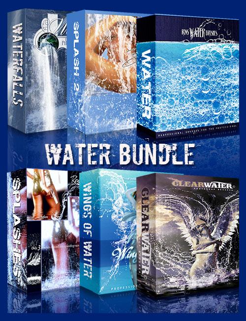 Ron's Water Bundle by: deviney, 3D Models by Daz 3D