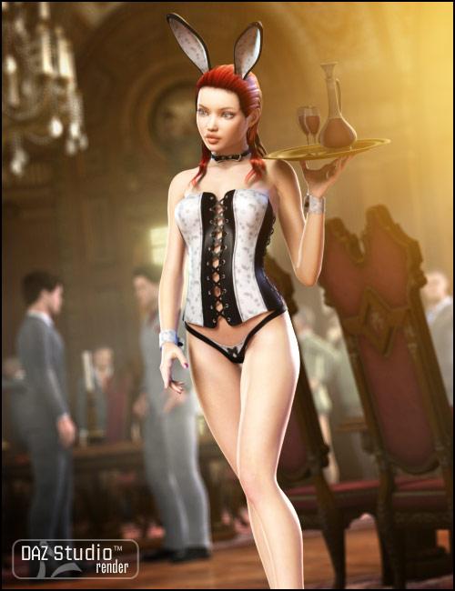 Katbbit by: LesthatVal3dart, 3D Models by Daz 3D