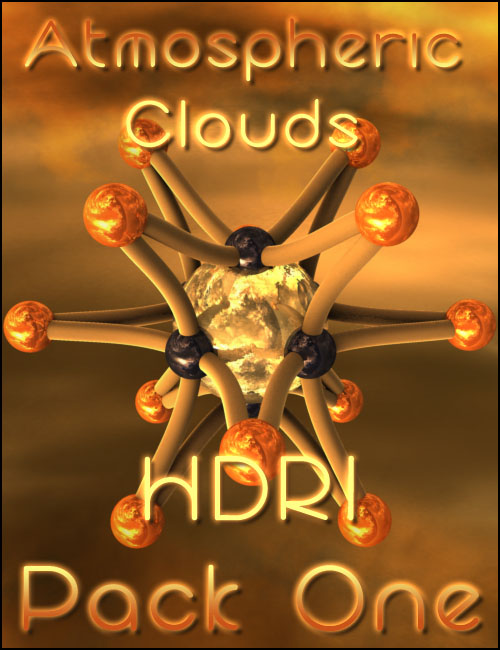 Atmospheric Clouds HDRI Pack One by: DimensionTheory, 3D Models by Daz 3D