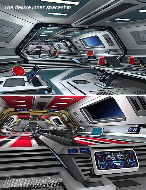 Luxurystar by: Kibarreto, 3D Models by Daz 3D
