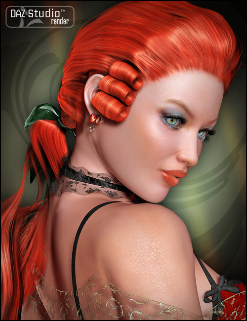 Versailles Tail by: Arien, 3D Models by Daz 3D
