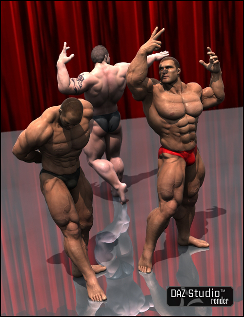 Never Too Big by: Muscleman, 3D Models by Daz 3D