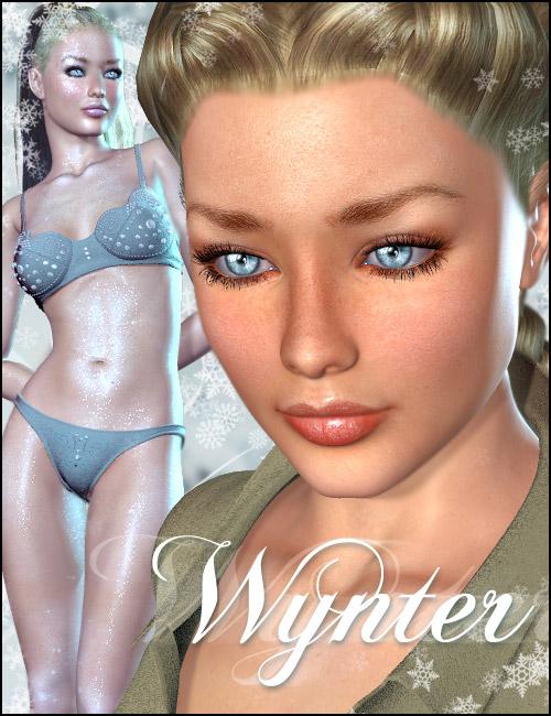 Wynter by: addy, 3D Models by Daz 3D