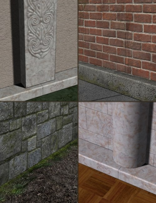 Backdrops Made Easy by: blondie9999, 3D Models by Daz 3D
