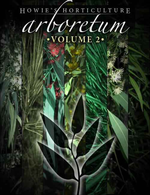 Arboretum Volume 2 by: HowieFarkes, 3D Models by Daz 3D